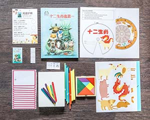Art materials for kids